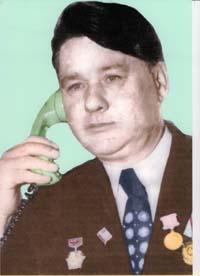 Девятилов Петр Тимофеевич